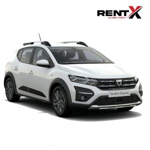 Dacia Sandero Stepway 2021 Bijeli