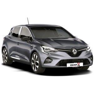 Renault Clio Titanium siva