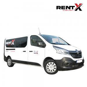 Renault Trafic Bijeli