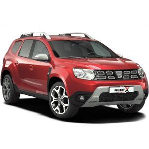 Dacia Duster Crveni