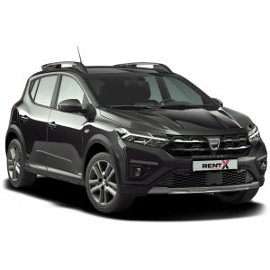 Dacia Sandero Stepway 2021 Crni