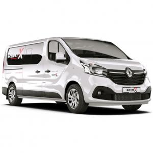 Renault Trafic Bijeli (selidbe)