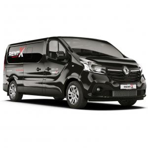 Renault Trafic Crni (selidbe)