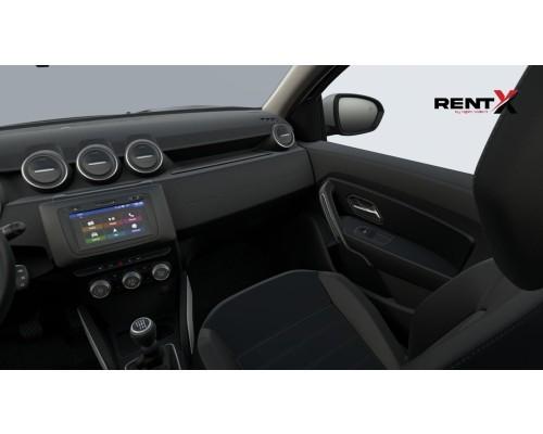 Dacia Duster Crni 429