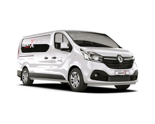 Renault Trafic Bijeli 573