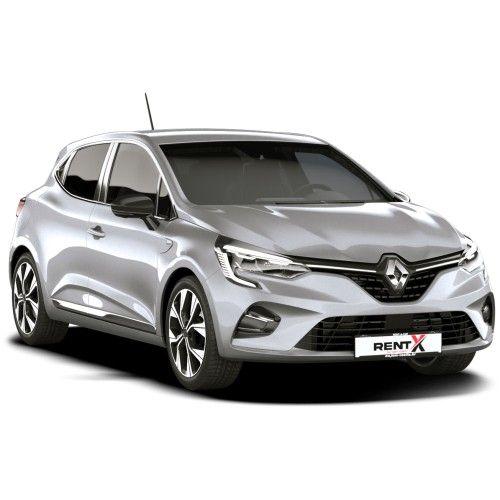 Renault Clio Srebrni